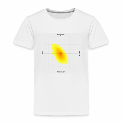 Heatmap - Kinder Premium T-Shirt