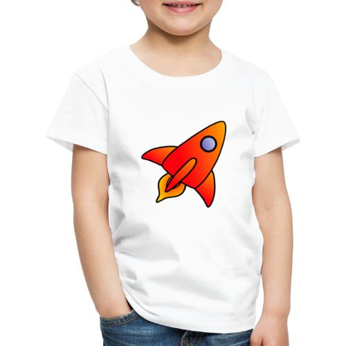 Red Rocket - Kids' Premium T-Shirt