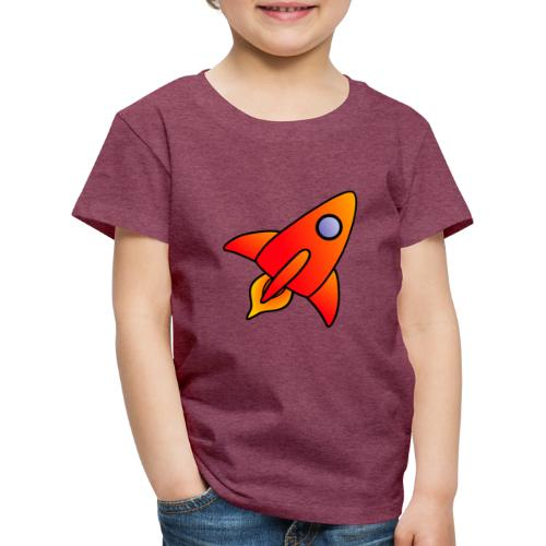 Red Rocket - Kids' Premium T-Shirt