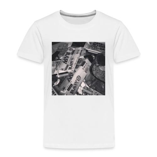 elfnullfuenf. Longpapers - Kinder Premium T-Shirt