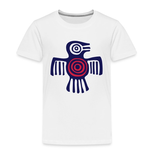 Azteq Bird - Kinder Premium T-Shirt