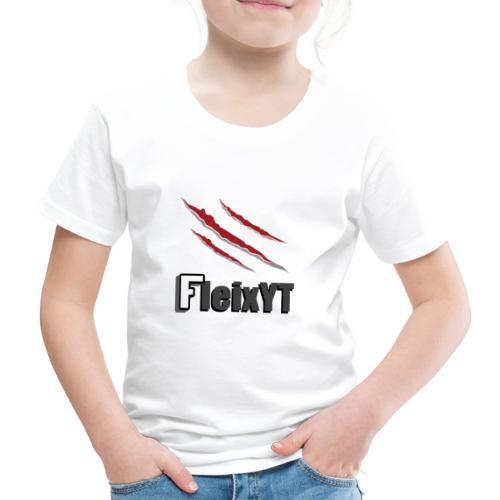 FleixYT - Kralle - Kinder Premium T-Shirt