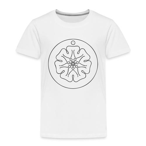 Rudis Sonnen Siegel - Kinder Premium T-Shirt