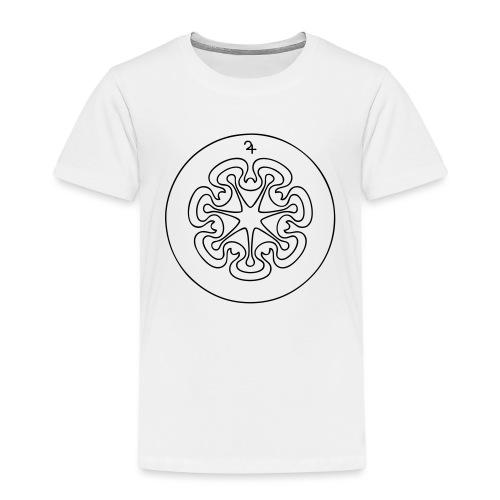 Rudis Jupiter Siegel - Kinder Premium T-Shirt