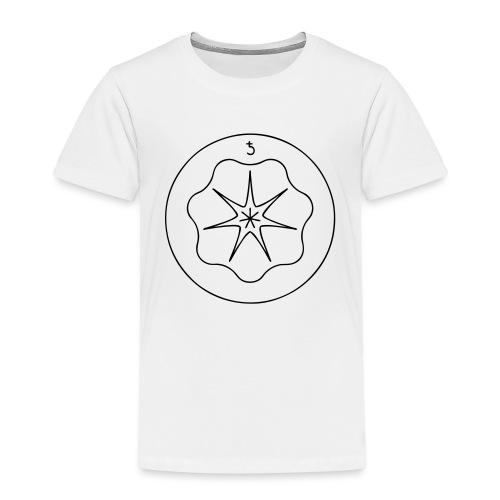 Rudis Saturn Siegel - Kinder Premium T-Shirt