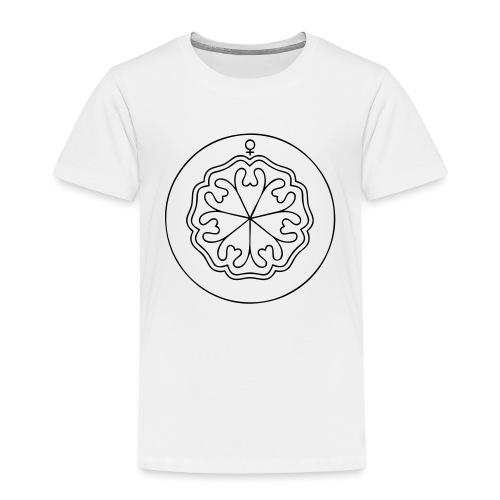 Rudis Venus Siegel - Kinder Premium T-Shirt