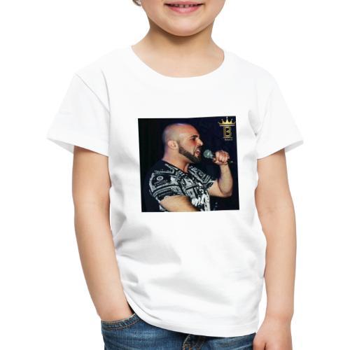 Boba D Official - Kinderen Premium T-shirt