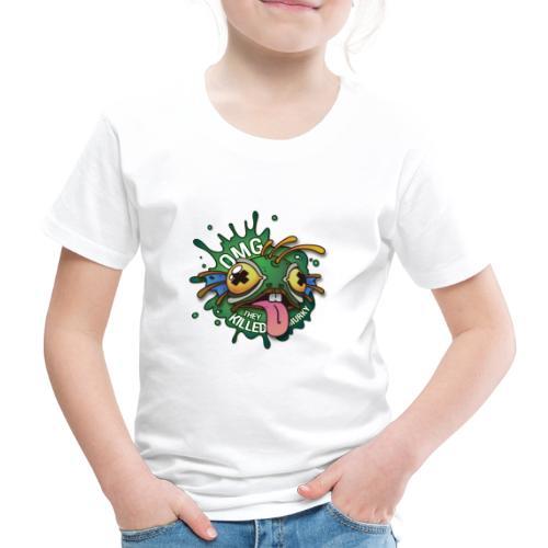 Logo guilde OMG - T-shirt Premium Enfant
