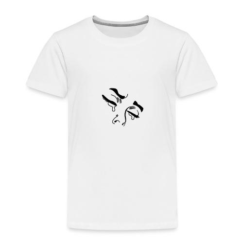 Crying eyes - Kinder Premium T-Shirt