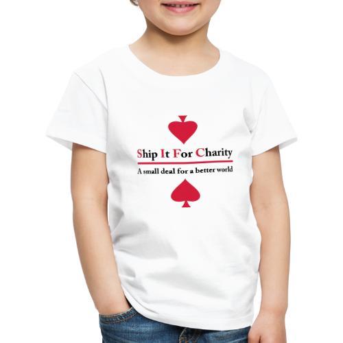 Ship It For Charity - Premium-T-shirt barn