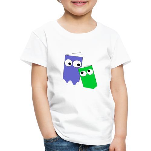 Buch-Bello - Kinder Premium T-Shirt
