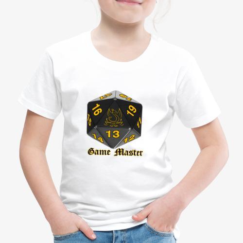 Game master yellow - T-shirt Premium Enfant