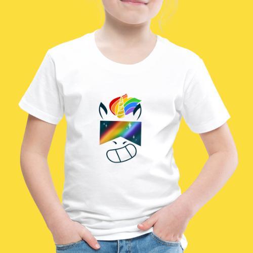 Bob la licorne ( spécial marche des fiertés) - T-shirt Premium Enfant