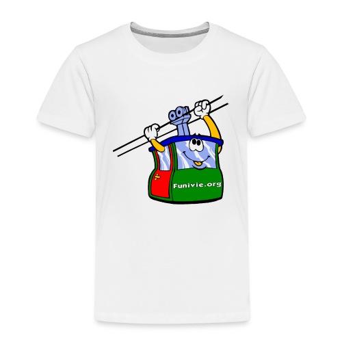 Funivia - Maglietta Premium per bambini