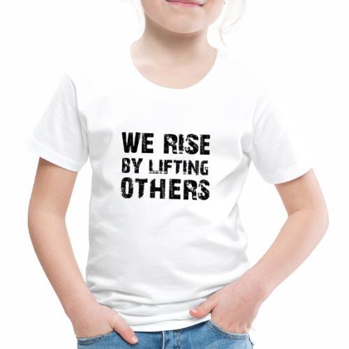 weriseblack - Kids' Premium T-Shirt