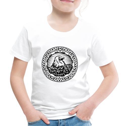 Adler Mandala Eagle - Kinder Premium T-Shirt