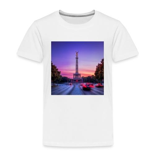 Berlin Siegessäule - Kinder Premium T-Shirt