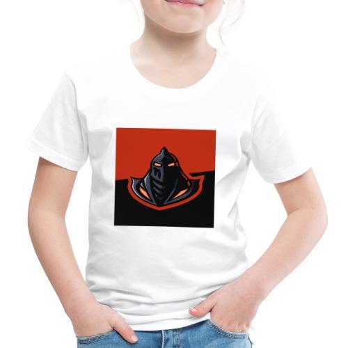DeF Clan logo - Premium T-skjorte for barn