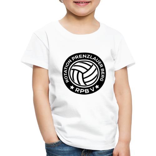 RPB Emblem Stamp - Kinder Premium T-Shirt