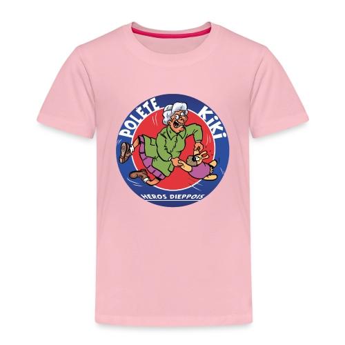 tshirt polete heros dieppois - T-shirt Premium Enfant