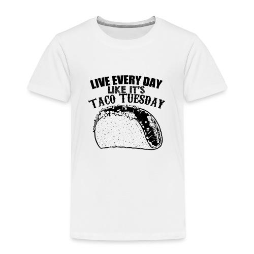 Tacos - T-shirt Premium Enfant