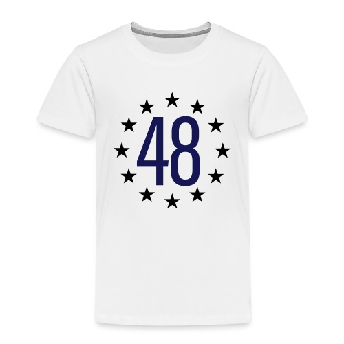 WE ARE THE 48% - Kids' Premium T-Shirt