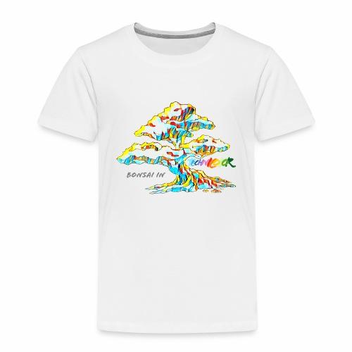 C0789CFB 4A0A 4034 BEAC E182702419C3 - Maglietta Premium per bambini