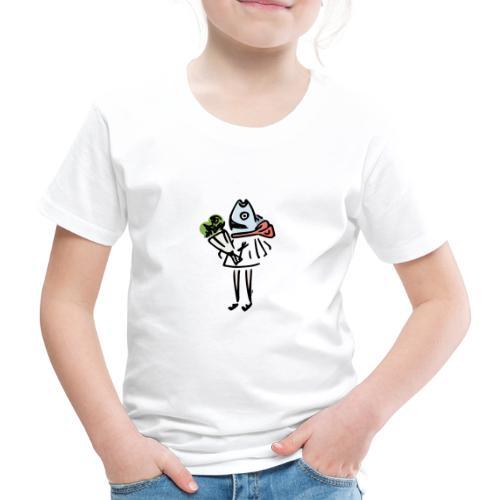 Meerjungfrau Galante - Kinder Premium T-Shirt