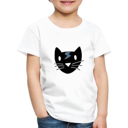 Bowie Cat - Kinder Premium T-Shirt