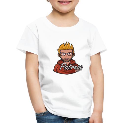 Logga Med text - Premium-T-shirt barn
