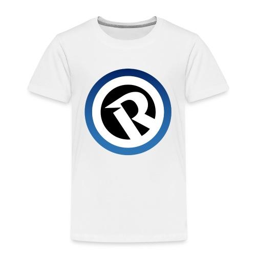 Logo Reborn Spoilers Blue - Kids' Premium T-Shirt