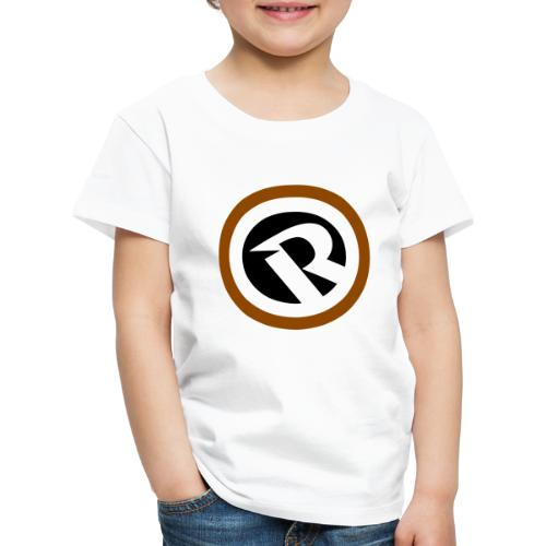 Logo Reborn Coffee 2020 - Maglietta Premium per bambini