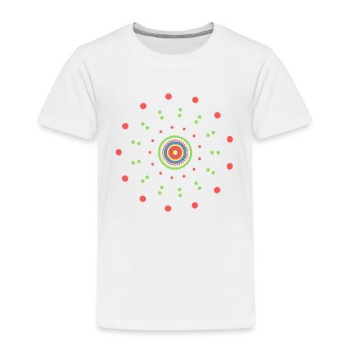 Kreismadala - Kinder Premium T-Shirt
