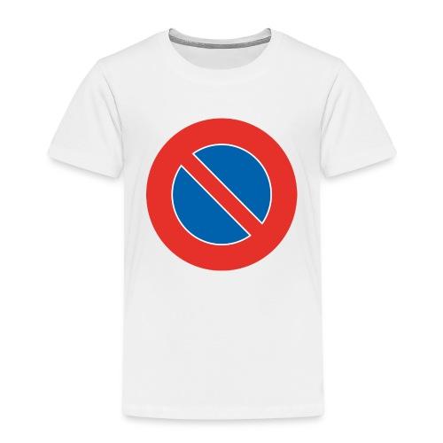 Parken verboten Tshirts - Kinder Premium T-Shirt