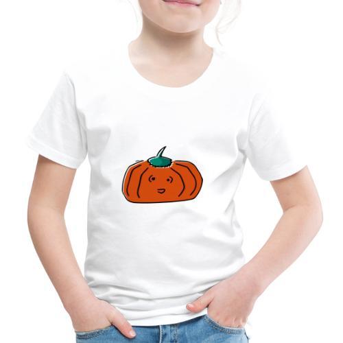 Citrouille Joyeuse - Kinder Premium T-Shirt