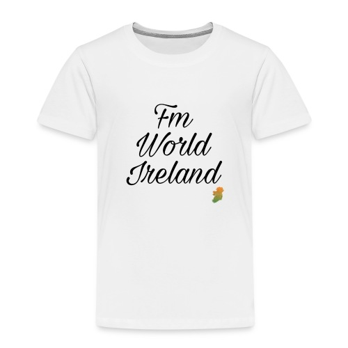 FM WORLD IRELAND - Kids' Premium T-Shirt