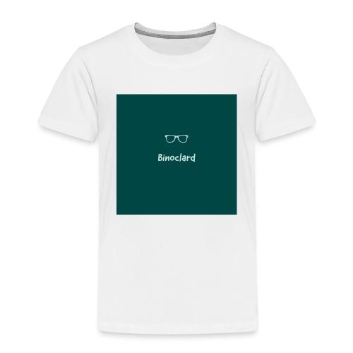 Binoclard - vert blue - T-shirt Premium Enfant