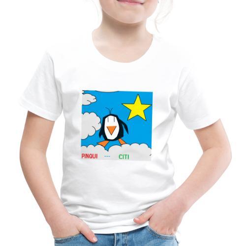 Ciudad pinguino - Camiseta premium niño