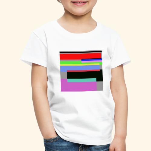 Artistico27 - Maglietta Premium per bambini