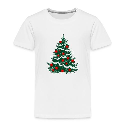 christmas tree - Kids' Premium T-Shirt