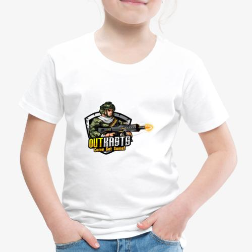 OutKasts [OKT] Logo 2 - Kids' Premium T-Shirt