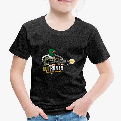 OutKasts [OKT] Logo 1 - Kids' Premium T-Shirt