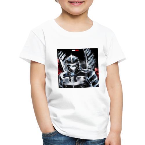 koszulka patriotyczna husaria - Koszulka dziecięca Premium