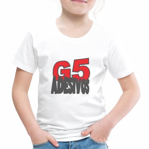 Adesivos cooler Stil - Kinder Premium T-Shirt