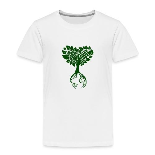 green planet - Camiseta premium niño