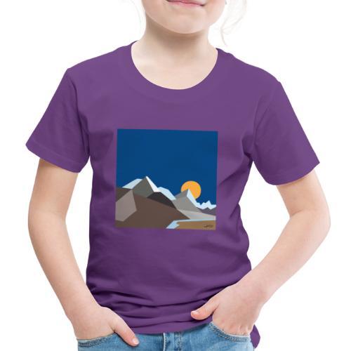Himalayas - Kids' Premium T-Shirt