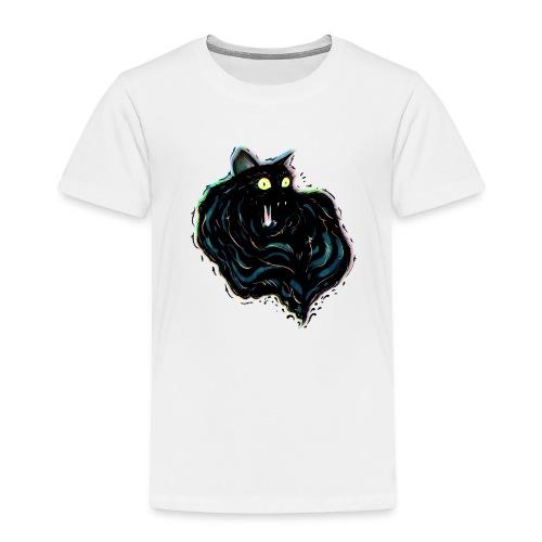 Spoopy Cat - Kinder Premium T-Shirt