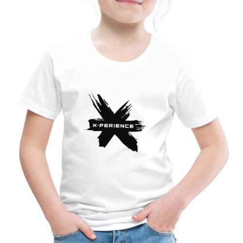 x-perience - Das neue Logo - Kinder Premium T-Shirt