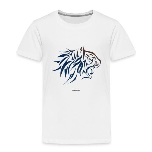 tiger vector - Camiseta premium niño