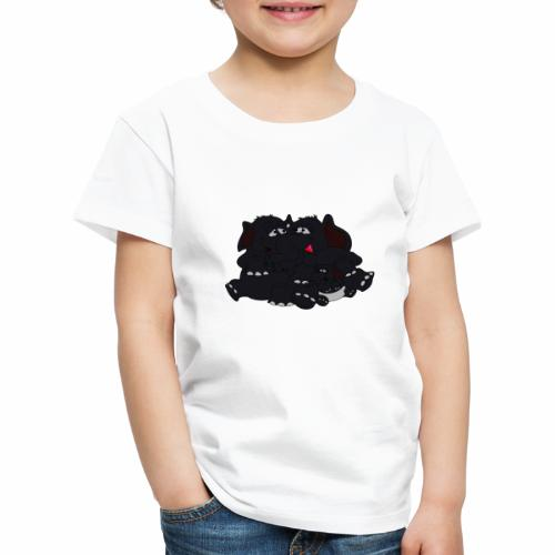 Black Big Family - Kinder Premium T-Shirt